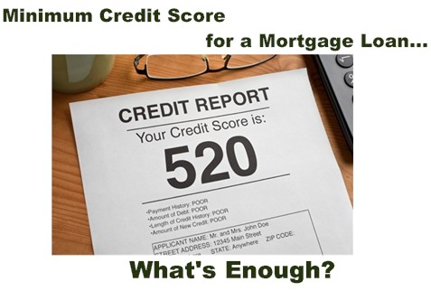 What's the Minimum Score for a Home Loan?